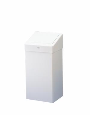 Tork Abfallbehälter mit Klappdeckel feuerhemmend B1