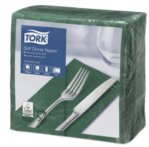 Tork Soft Dinnerservietten