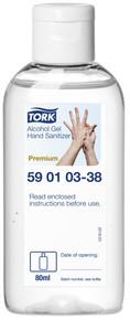 Tork Händedesinfektionsgel 80 ml