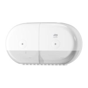Tork SmartOne Mini Doppelrollenspender für Toilettenpapier T9