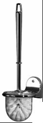 WC-Bürstengarnitur aus ABS-Kunststoff