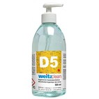 D5 Händedesinfektion 500 ml